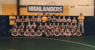 VWA and Highlanders 2017-2018